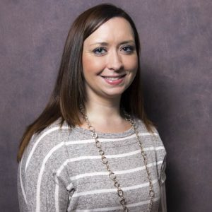 Tricia Dochterman is the most tenured employee specializing in personal insurance lines at Charlson and Wilson Insurance company in Manhattan, KS.