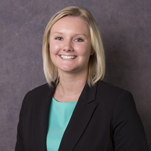 Headshot of Alison Burton from Wamego, KS.